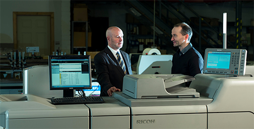 Ricoh Ireland and Lantz tie the knot on €75,000 deal