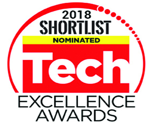 Ricoh Ireland shortlisted for Project of the Year at the 2018 Tech Excellence Awards
