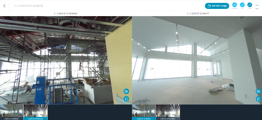 Ricoh introduces RICOH360 Projects for sharing immersive views of construction project sites